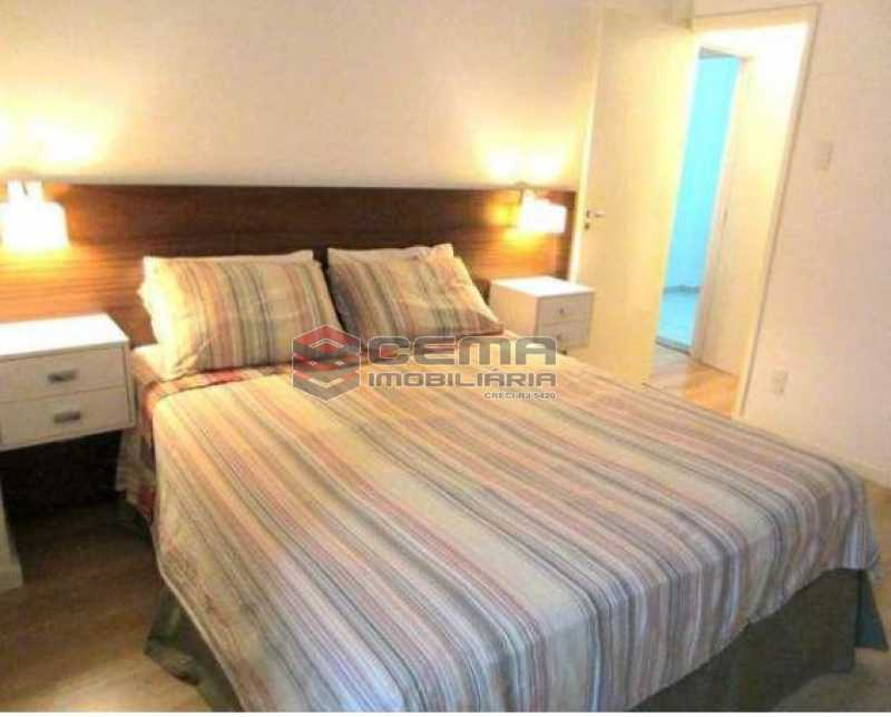 2.1.qto.1 - Apartamento à venda Rua Engenheiro Cortes Sigaud,Leblon, Zona Sul RJ - R$ 1.100.000 - LAAP22470 - 5