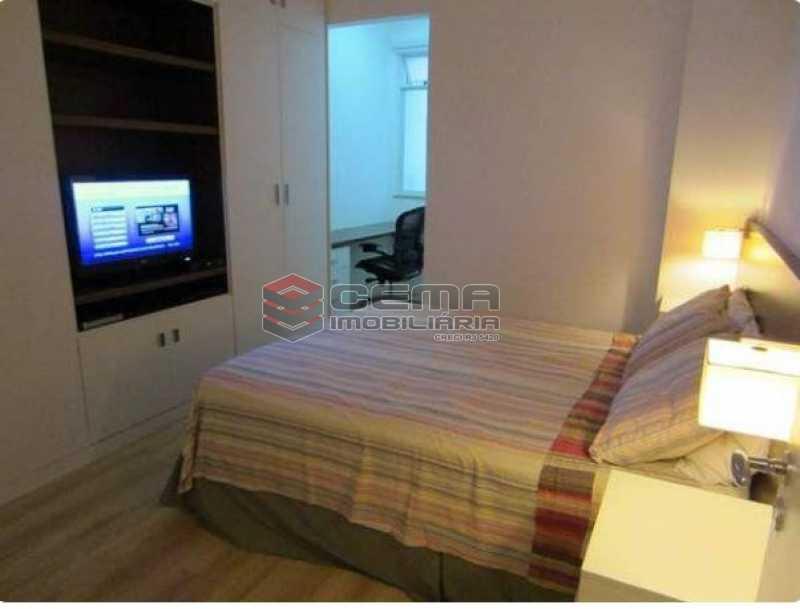 2.qto.1 - Apartamento à venda Rua Engenheiro Cortes Sigaud,Leblon, Zona Sul RJ - R$ 1.100.000 - LAAP22470 - 7