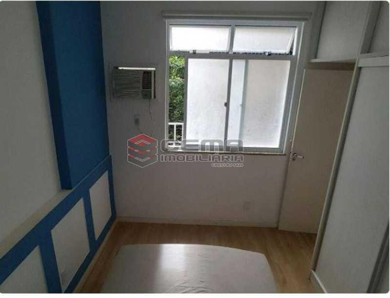 4.3.qto.2 - Apartamento à venda Rua Engenheiro Cortes Sigaud,Leblon, Zona Sul RJ - R$ 1.100.000 - LAAP22470 - 12