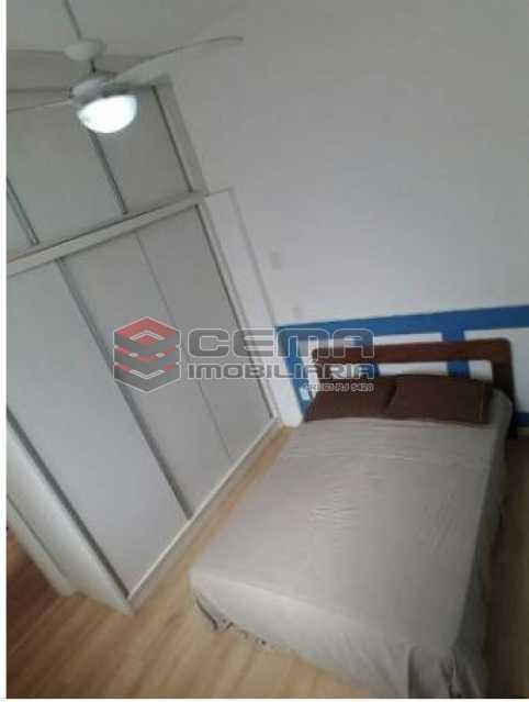 4.qto.2 - Apartamento à venda Rua Engenheiro Cortes Sigaud,Leblon, Zona Sul RJ - R$ 1.100.000 - LAAP22470 - 13