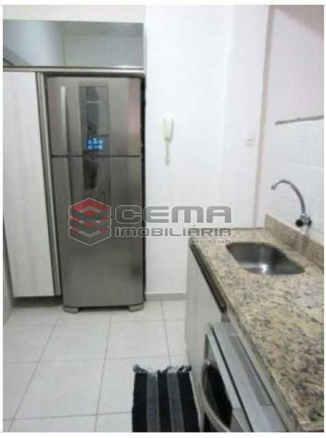 6.1.cozinha - Apartamento à venda Rua Engenheiro Cortes Sigaud,Leblon, Zona Sul RJ - R$ 1.100.000 - LAAP22470 - 16