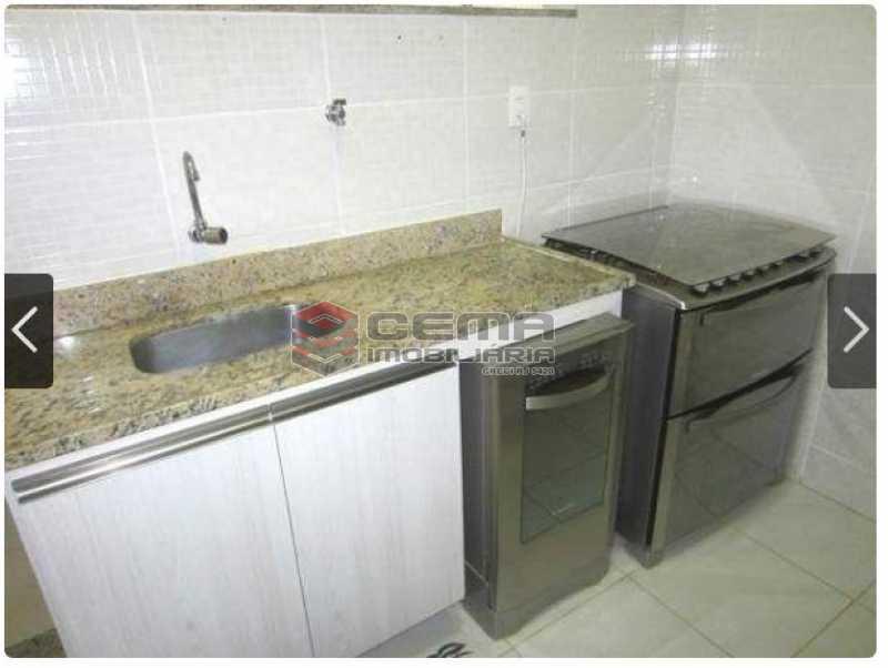 6.2.cozinha - Apartamento à venda Rua Engenheiro Cortes Sigaud,Leblon, Zona Sul RJ - R$ 1.100.000 - LAAP22470 - 17