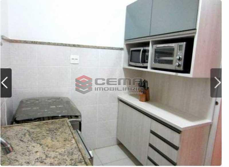 6.cozinha - Apartamento à venda Rua Engenheiro Cortes Sigaud,Leblon, Zona Sul RJ - R$ 1.100.000 - LAAP22470 - 18