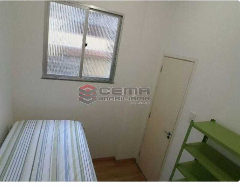 8.qto.revertido - Apartamento à venda Rua Engenheiro Cortes Sigaud,Leblon, Zona Sul RJ - R$ 1.100.000 - LAAP22470 - 20