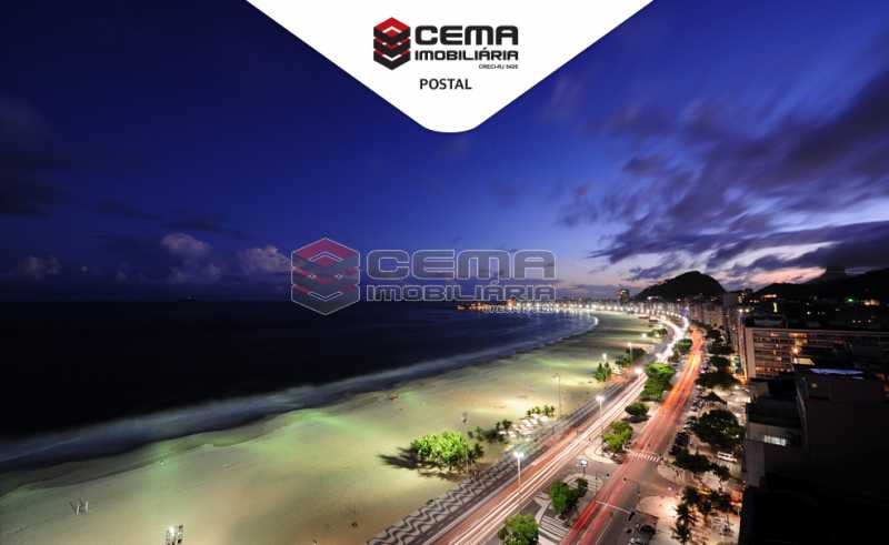 01 - Kitnet/Conjugado 26m² à venda Avenida Nossa Senhora de Copacabana,Copacabana, Zona Sul RJ - R$ 413.000 - LAKI00758 - 15