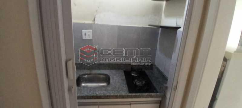 Cozinha kit - Kitnet/Conjugado 38m² à venda Centro RJ - R$ 215.000 - LAKI00762 - 23