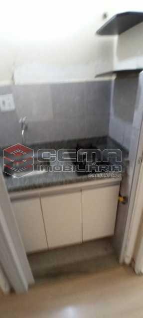 Cozinha kit - Kitnet/Conjugado 38m² à venda Centro RJ - R$ 215.000 - LAKI00762 - 24
