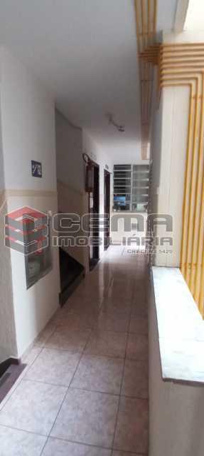 Parte interna prédio - Kitnet/Conjugado 38m² à venda Centro RJ - R$ 215.000 - LAKI00762 - 31
