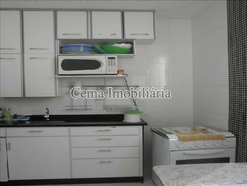 COZINHA - Cobertura À Venda - Copacabana - Rio de Janeiro - RJ - LC30371 - 14