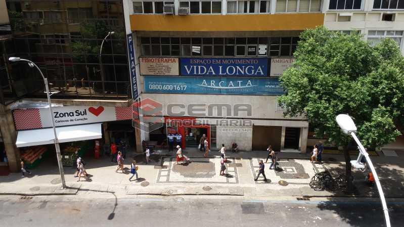 13 - Vista - Kitnet/Conjugado 20m² à venda Copacabana, Zona Sul RJ - R$ 230.000 - LAKI00769 - 15
