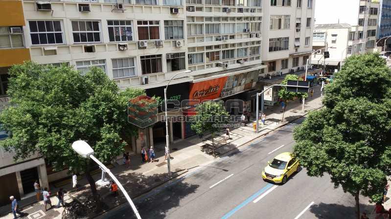 14 - Vista - Kitnet/Conjugado 20m² à venda Copacabana, Zona Sul RJ - R$ 230.000 - LAKI00769 - 16