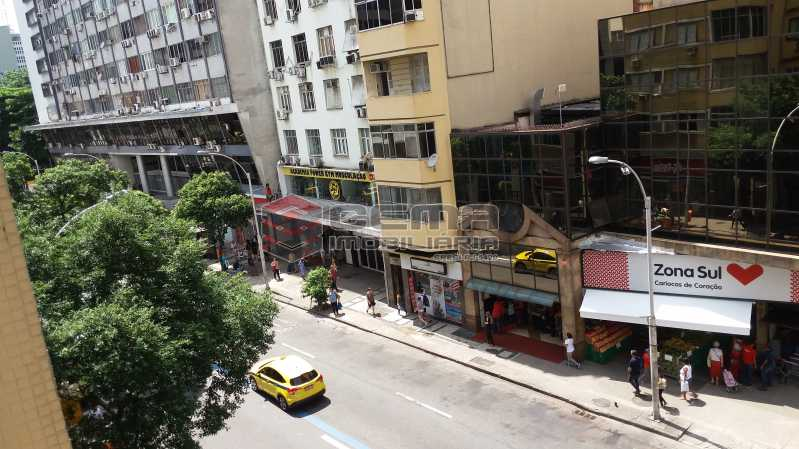 15 - Vista - Kitnet/Conjugado 20m² à venda Copacabana, Zona Sul RJ - R$ 230.000 - LAKI00769 - 1