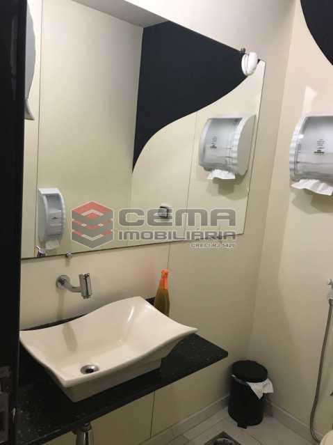 5.1,banheiro.social. - Andar 166m² à venda Copacabana, Zona Sul RJ - R$ 2.200.000 - LAAN00058 - 9