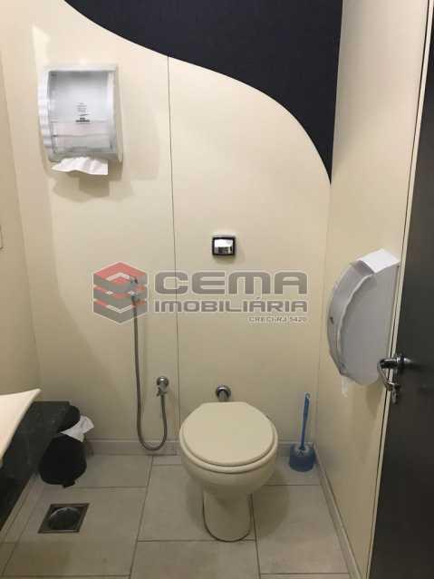 7.1.banheiro.socia.2. - Andar 166m² à venda Copacabana, Zona Sul RJ - R$ 2.200.000 - LAAN00058 - 12