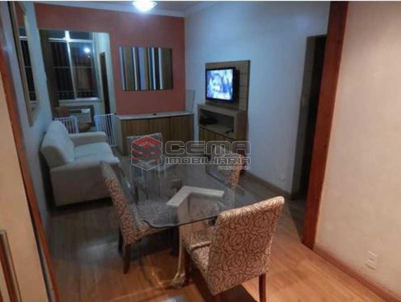 1sala1 - Apartamento 2 quartos à venda Catete, Zona Sul RJ - R$ 660.000 - LAAP22524 - 1