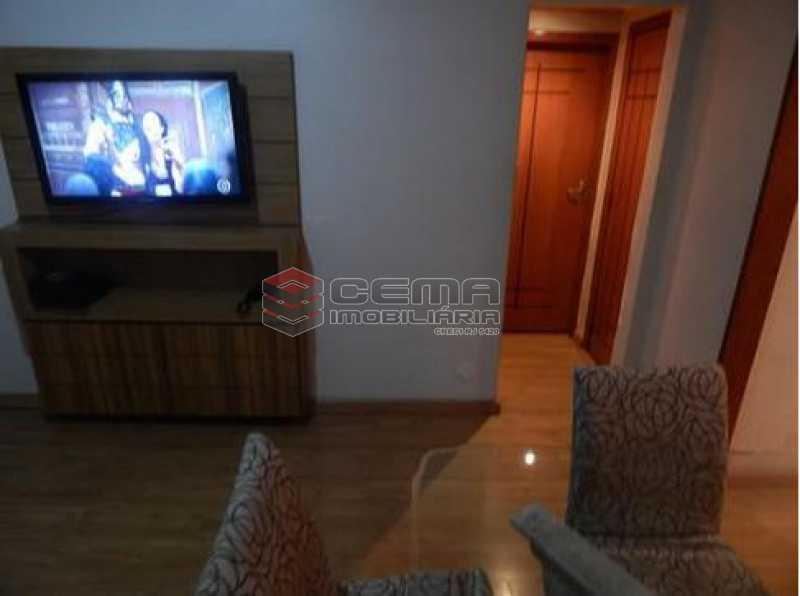 1sala3 - Apartamento 2 quartos à venda Catete, Zona Sul RJ - R$ 660.000 - LAAP22524 - 4
