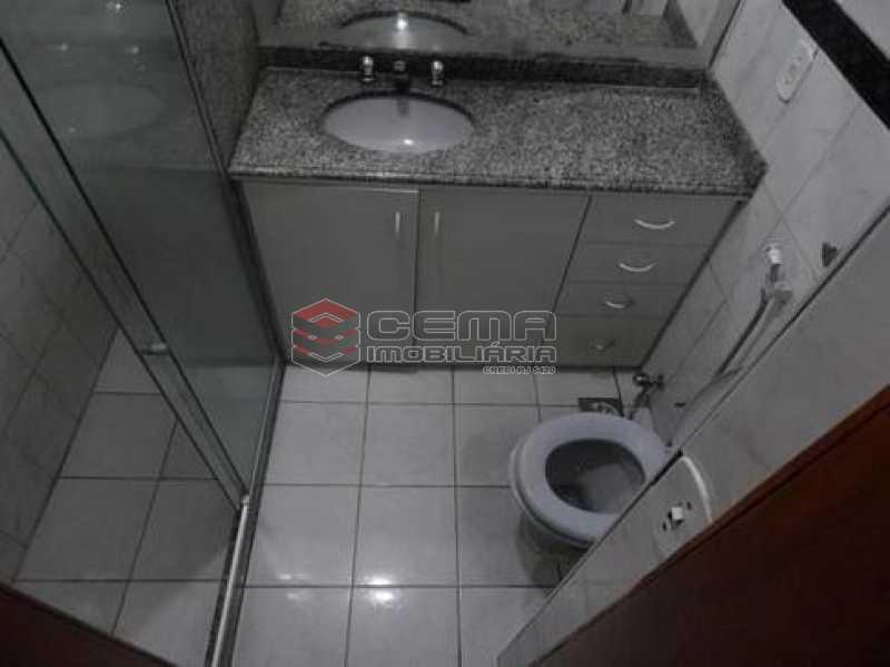 5banheiro1 - Apartamento 2 quartos à venda Catete, Zona Sul RJ - R$ 660.000 - LAAP22524 - 13