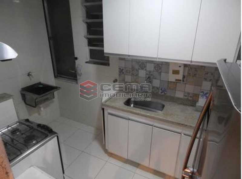 4cozinha2 - Apartamento 2 quartos à venda Catete, Zona Sul RJ - R$ 660.000 - LAAP22524 - 11