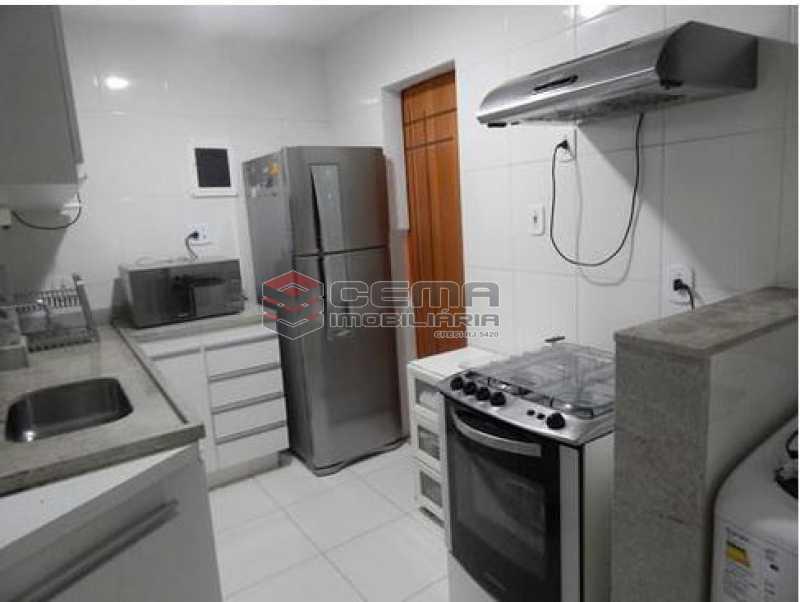 4cozinha1 - Apartamento 2 quartos à venda Catete, Zona Sul RJ - R$ 660.000 - LAAP22524 - 10
