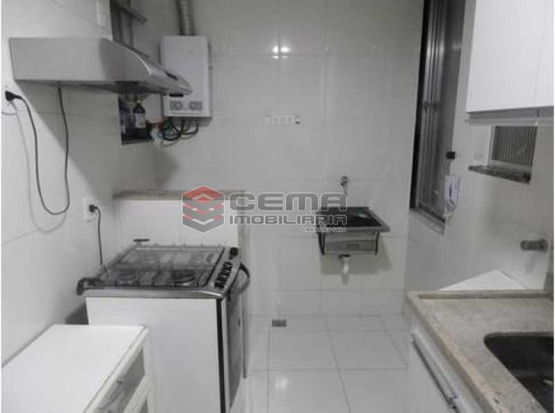 4cozinha3 - Apartamento 2 quartos à venda Catete, Zona Sul RJ - R$ 660.000 - LAAP22524 - 12