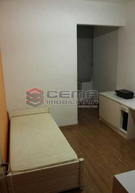 3quarto2 - Apartamento 2 quartos à venda Catete, Zona Sul RJ - R$ 660.000 - LAAP22524 - 8
