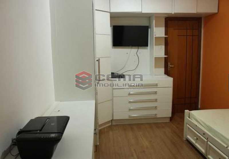 3quarto3 - Apartamento 2 quartos à venda Catete, Zona Sul RJ - R$ 660.000 - LAAP22524 - 9