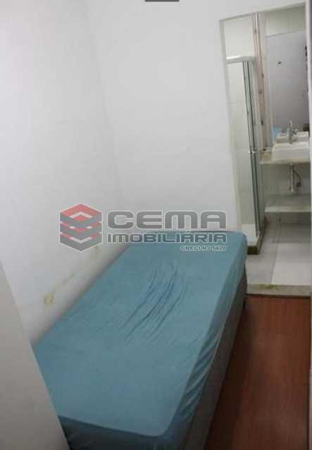 6dep.empregada1 - Apartamento 2 quartos à venda Catete, Zona Sul RJ - R$ 660.000 - LAAP22524 - 15