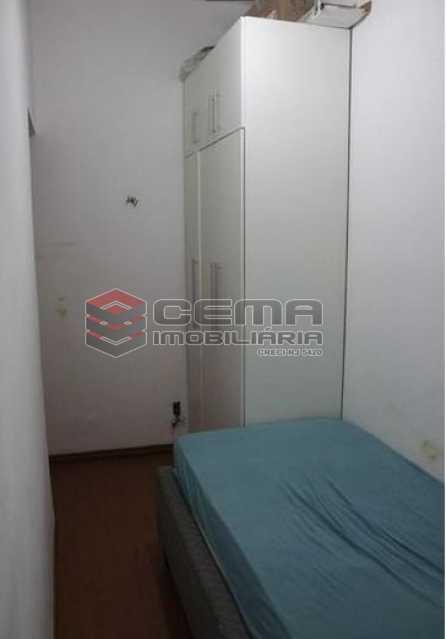 6dep.empregada2 - Apartamento 2 quartos à venda Catete, Zona Sul RJ - R$ 660.000 - LAAP22524 - 16