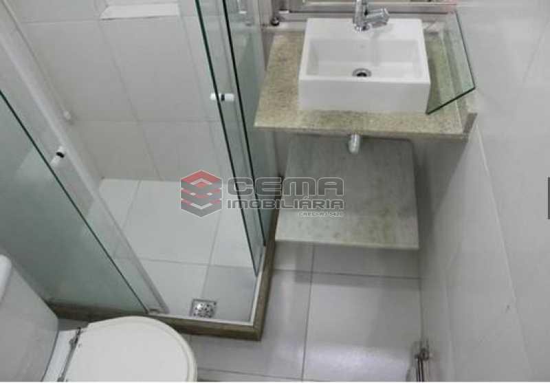 7banh.empregada - Apartamento 2 quartos à venda Catete, Zona Sul RJ - R$ 660.000 - LAAP22524 - 17