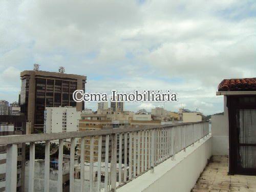 VISTA TERRAÇO 4 - Cobertura À Venda - Botafogo - Rio de Janeiro - RJ - LC40159 - 5