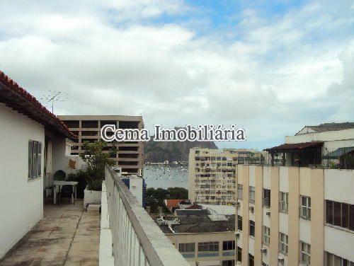 VISTA TERRAÇO 6 - Cobertura À Venda - Botafogo - Rio de Janeiro - RJ - LC40159 - 4
