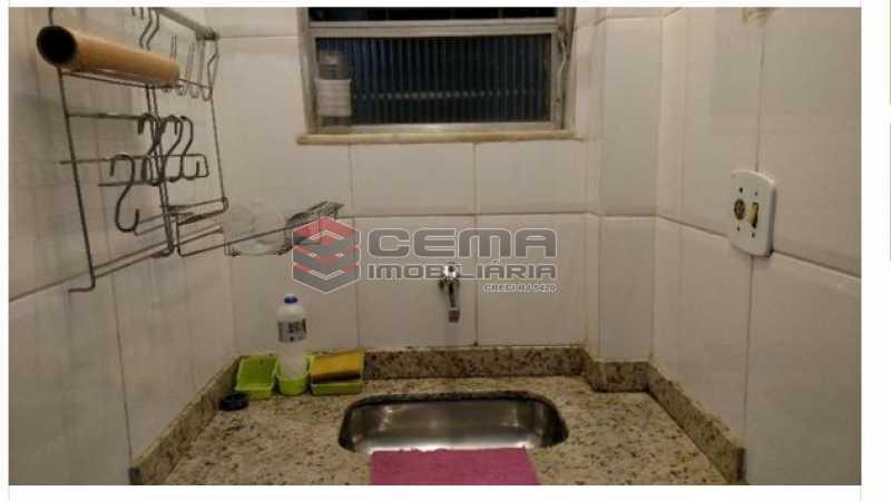 Cozinha - Kitnet/Conjugado 44m² à venda Copacabana, Zona Sul RJ - R$ 400.000 - LAKI00775 - 10