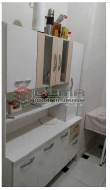 Cozinha - Kitnet/Conjugado 44m² à venda Copacabana, Zona Sul RJ - R$ 400.000 - LAKI00775 - 11