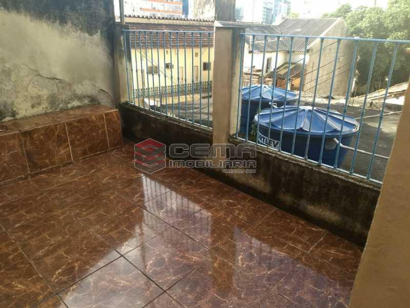 02 - Casa de Vila 4 quartos à venda Centro RJ - R$ 650.000 - LACV40020 - 3
