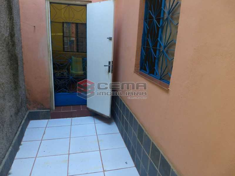 03 - Casa de Vila 4 quartos à venda Centro RJ - R$ 650.000 - LACV40020 - 4