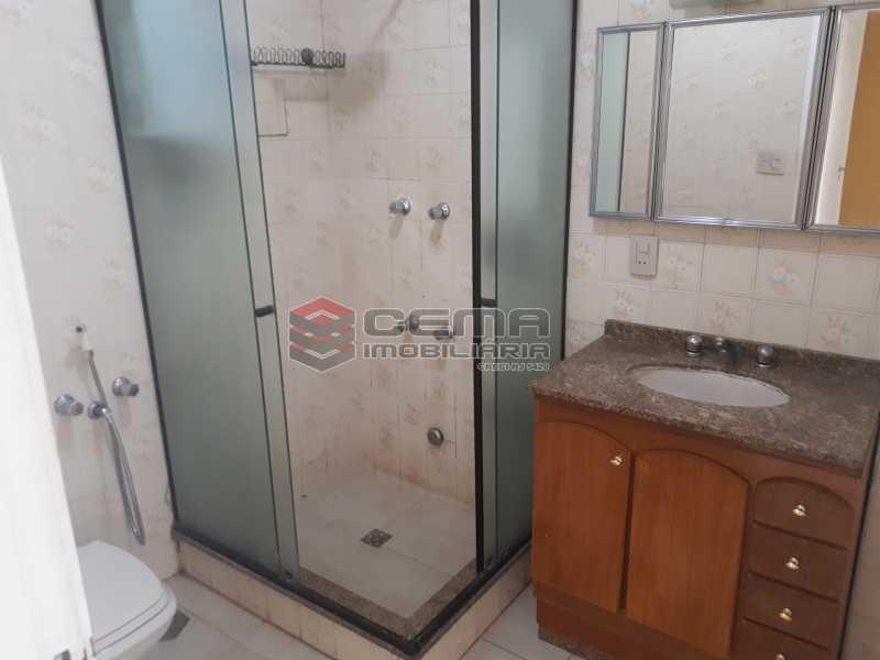 Banheiro social - Apartamento 2 quartos para alugar Centro RJ - R$ 1.800 - LAAP22535 - 7