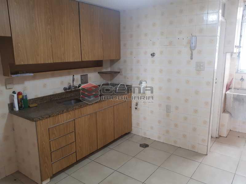 Cozinha - Apartamento 2 quartos para alugar Centro RJ - R$ 1.800 - LAAP22535 - 11