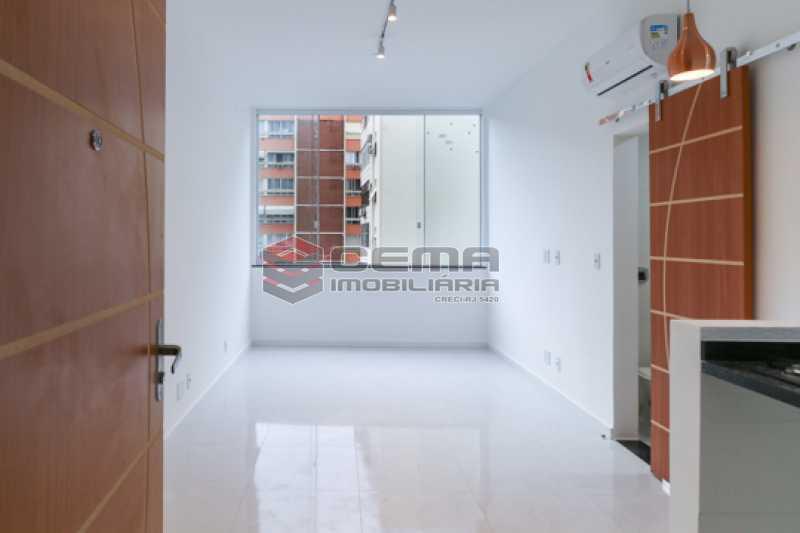 -3 8 - Kitnet/Conjugado 26m² à venda Laranjeiras, Zona Sul RJ - R$ 255.000 - LAKI10170 - 1