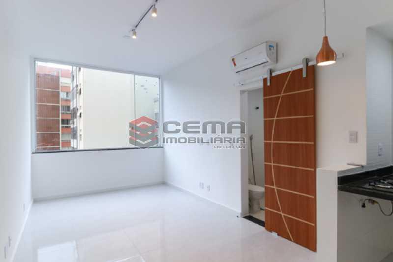-4 7 - Kitnet/Conjugado 26m² à venda Laranjeiras, Zona Sul RJ - R$ 255.000 - LAKI10170 - 3
