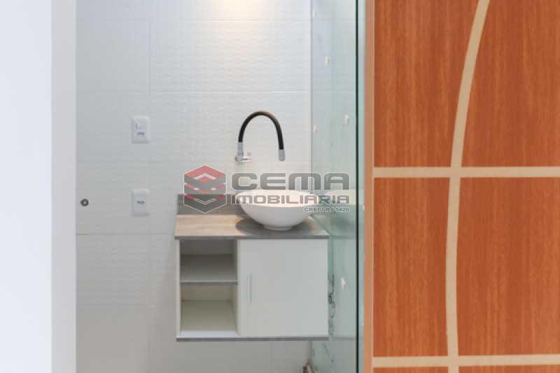 -18 6 - Kitnet/Conjugado 26m² à venda Laranjeiras, Zona Sul RJ - R$ 255.000 - LAKI10170 - 14