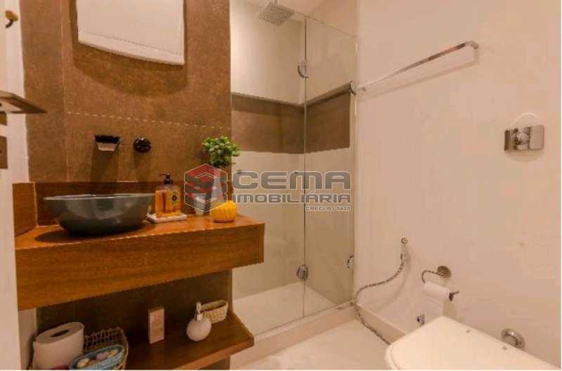 1 - Apartamento 2 quartos à venda Humaitá, Zona Sul RJ - R$ 1.280.000 - LAAP22561 - 20