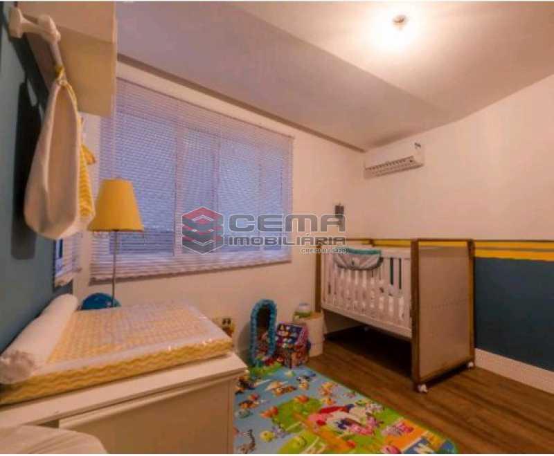 2 - Apartamento 2 quartos à venda Humaitá, Zona Sul RJ - R$ 1.280.000 - LAAP22561 - 12