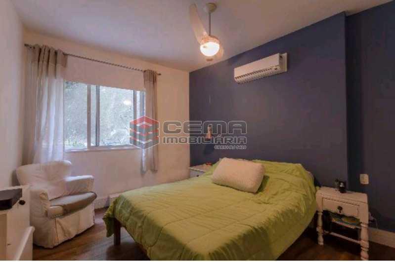 5 - Apartamento 2 quartos à venda Humaitá, Zona Sul RJ - R$ 1.280.000 - LAAP22561 - 8