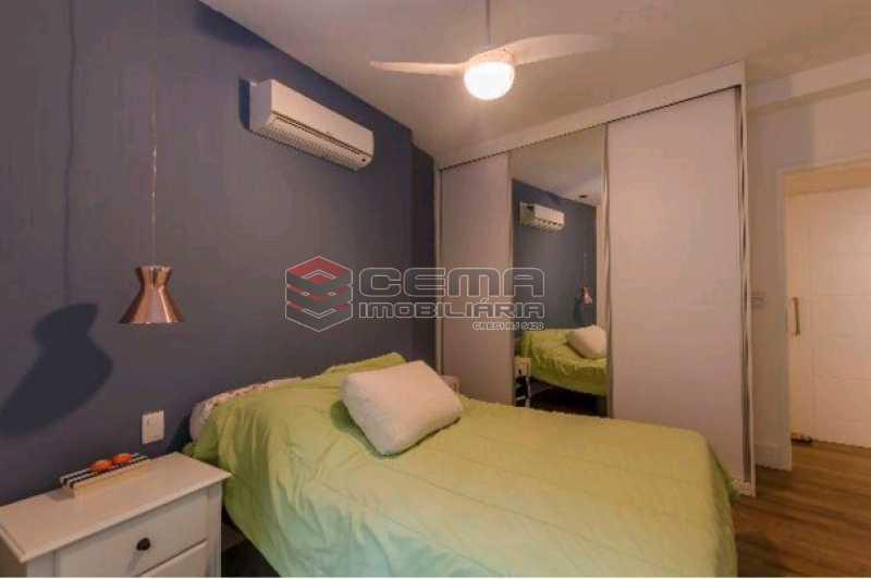 6 - Apartamento 2 quartos à venda Humaitá, Zona Sul RJ - R$ 1.280.000 - LAAP22561 - 9