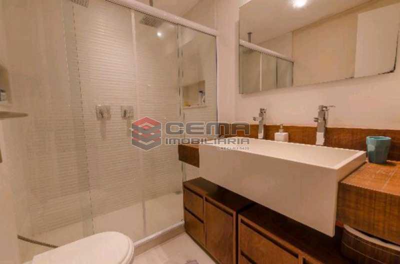 8 - Apartamento 2 quartos à venda Humaitá, Zona Sul RJ - R$ 1.280.000 - LAAP22561 - 21