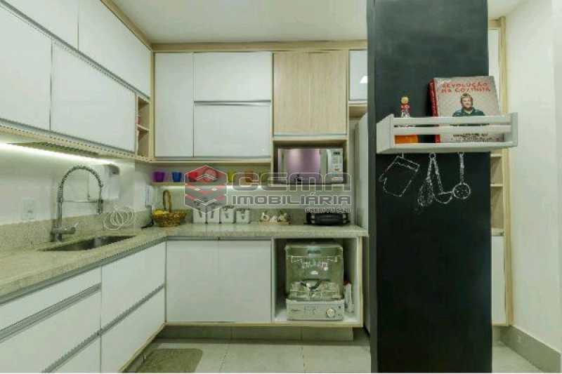 9 - Apartamento 2 quartos à venda Humaitá, Zona Sul RJ - R$ 1.280.000 - LAAP22561 - 17