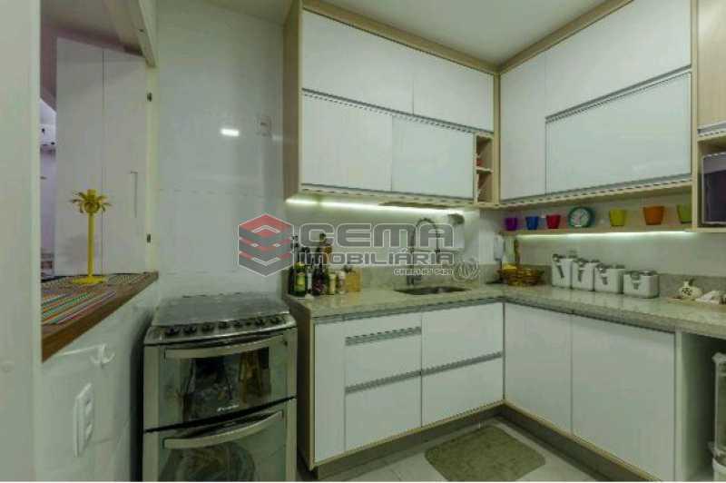 10 - Apartamento 2 quartos à venda Humaitá, Zona Sul RJ - R$ 1.280.000 - LAAP22561 - 16