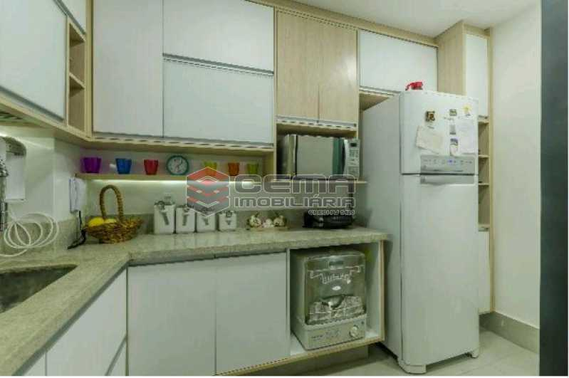 11 - Apartamento 2 quartos à venda Humaitá, Zona Sul RJ - R$ 1.280.000 - LAAP22561 - 18