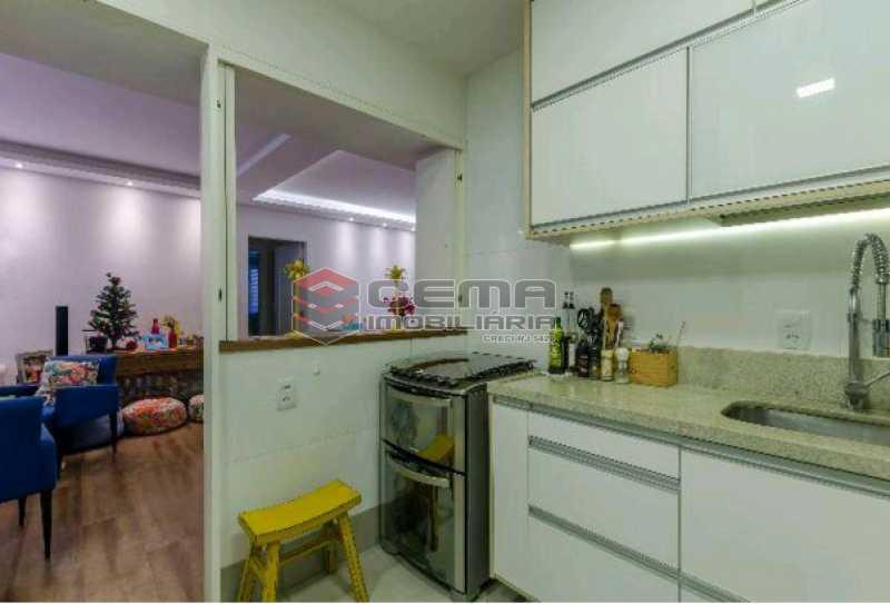 12 - Apartamento 2 quartos à venda Humaitá, Zona Sul RJ - R$ 1.280.000 - LAAP22561 - 19