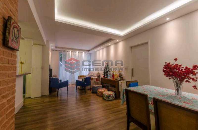 14 - Apartamento 2 quartos à venda Humaitá, Zona Sul RJ - R$ 1.280.000 - LAAP22561 - 1